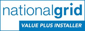 National Grid Logo - Plumbing Contractor